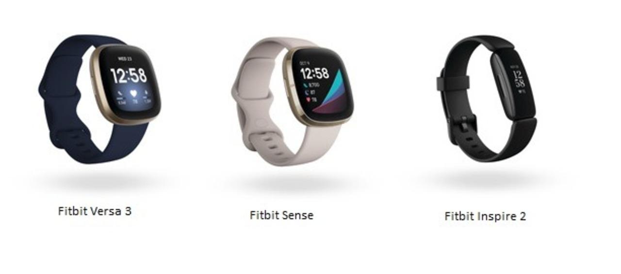 Fitbit新作は皮膚温度を計れる