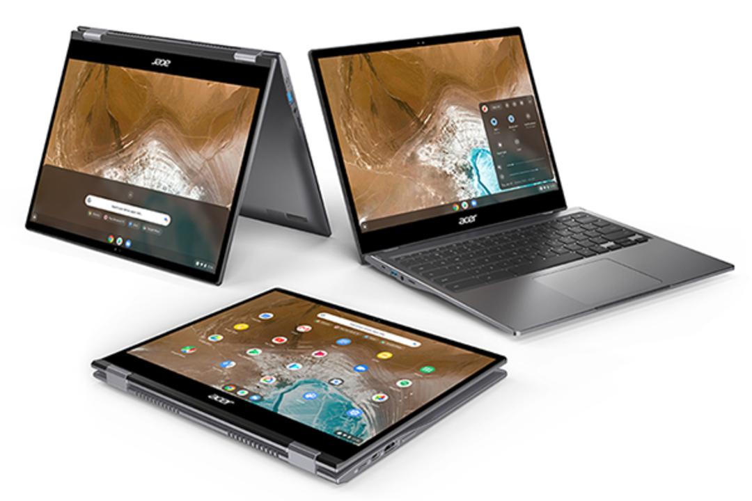 もう祭りですやん。AcerからChromebookがモリッと5モデル6機種発表