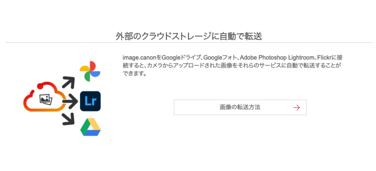 写真が無限に撮れてしまうな…。キヤノンのカメラからGoogleフォトに自動転送できる!
