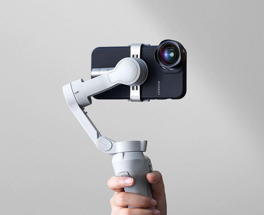 スマホジンバル「DJI OM 4」発売! 磁石マウントでよりスピーディに撮影開始