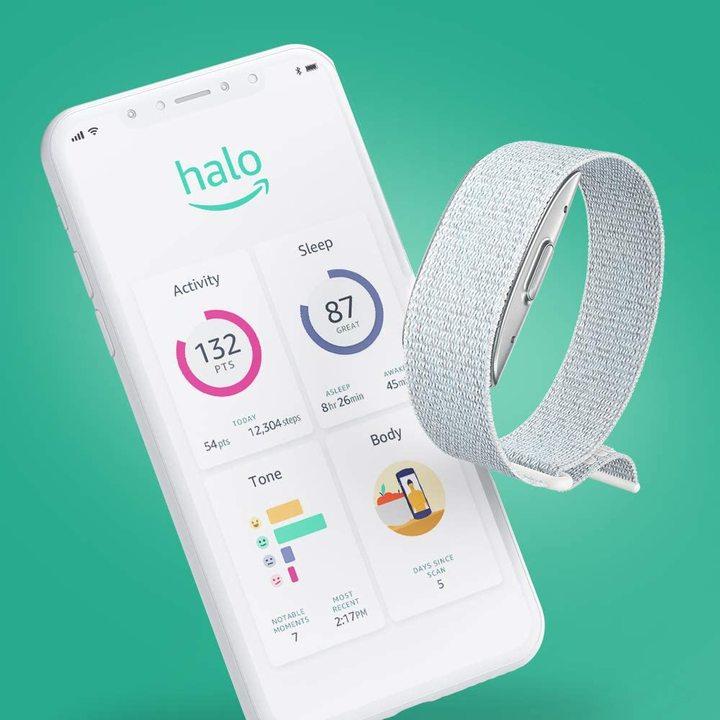Amazonが発表したヘルストラッカー「halo」にはディスプレイがない!