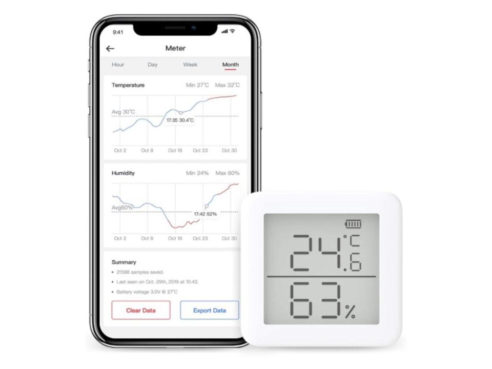 【Amazonタイムセール祭り】本日最終日! 1,000円台のスマホで管理できる温湿度計や128GBのSDアダプタつきMicro SDカードがお買い得に