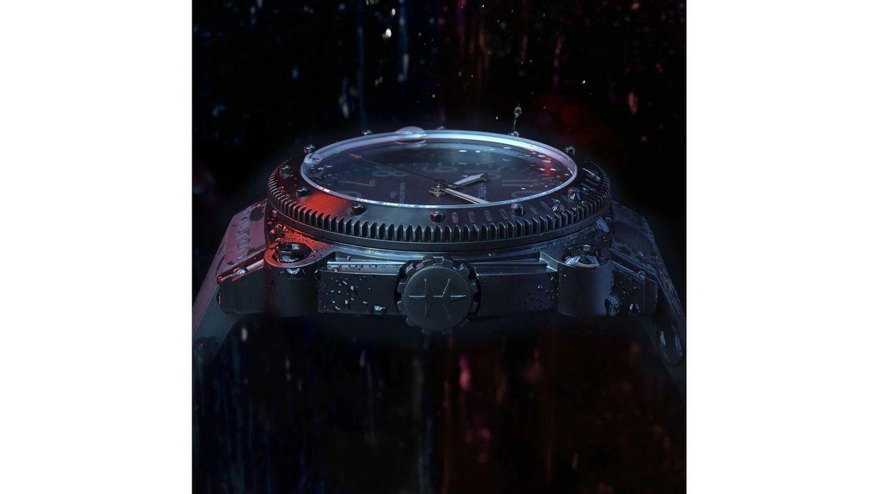 『TENET』x HAMILTONの時計。まだ観てないのにかっちょいい