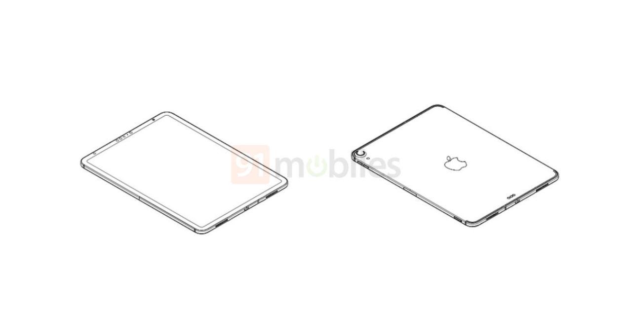 無印iPadもiPad Proデザインになるっぽい