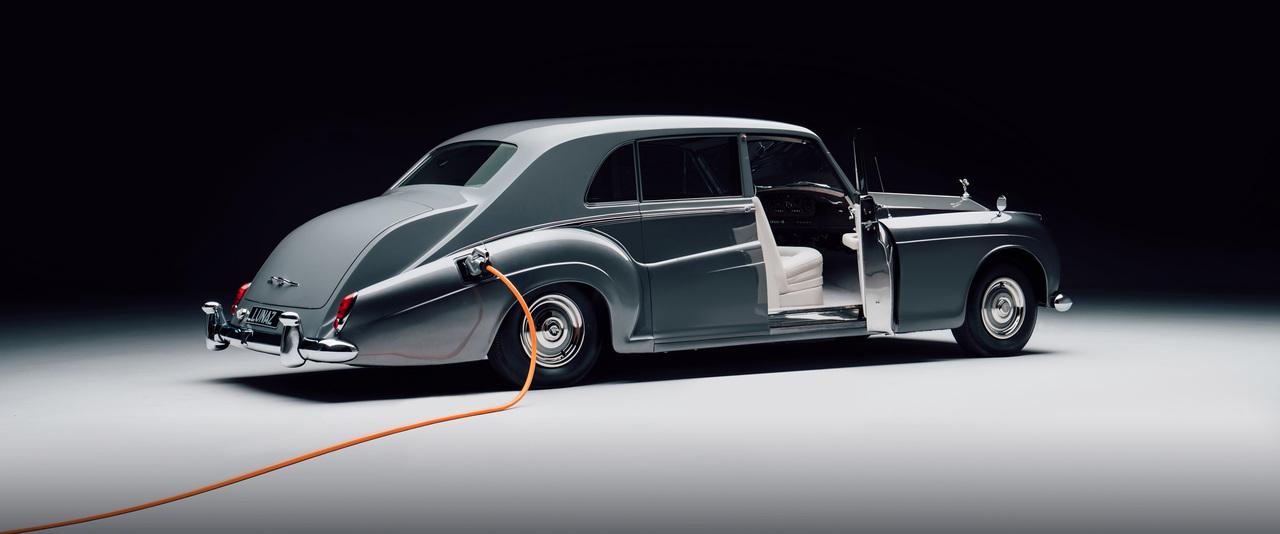 1961年式ロールスロイスが新車のEVとして再デビュー