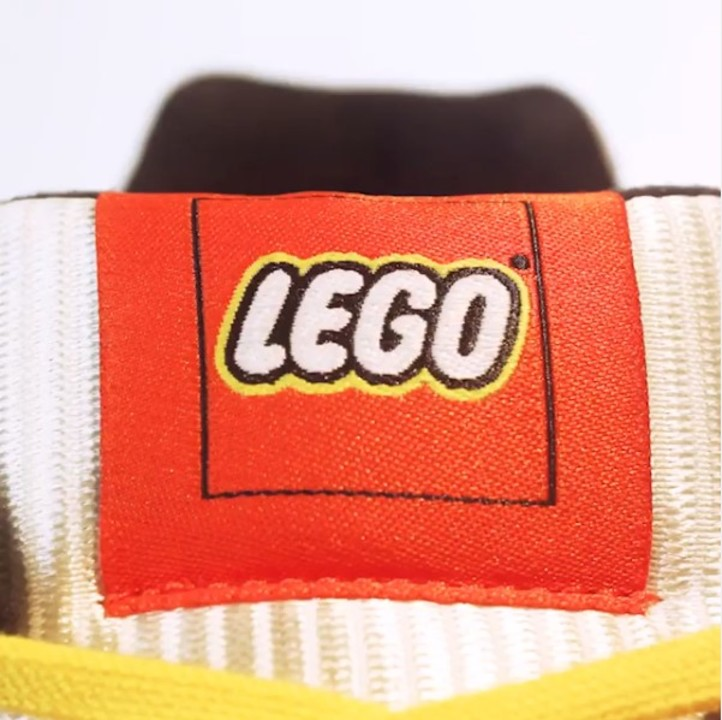 LEGOがアディダスとのコラボ・スニーカーをチラ見せ。ちょっとカワイイのでは!?