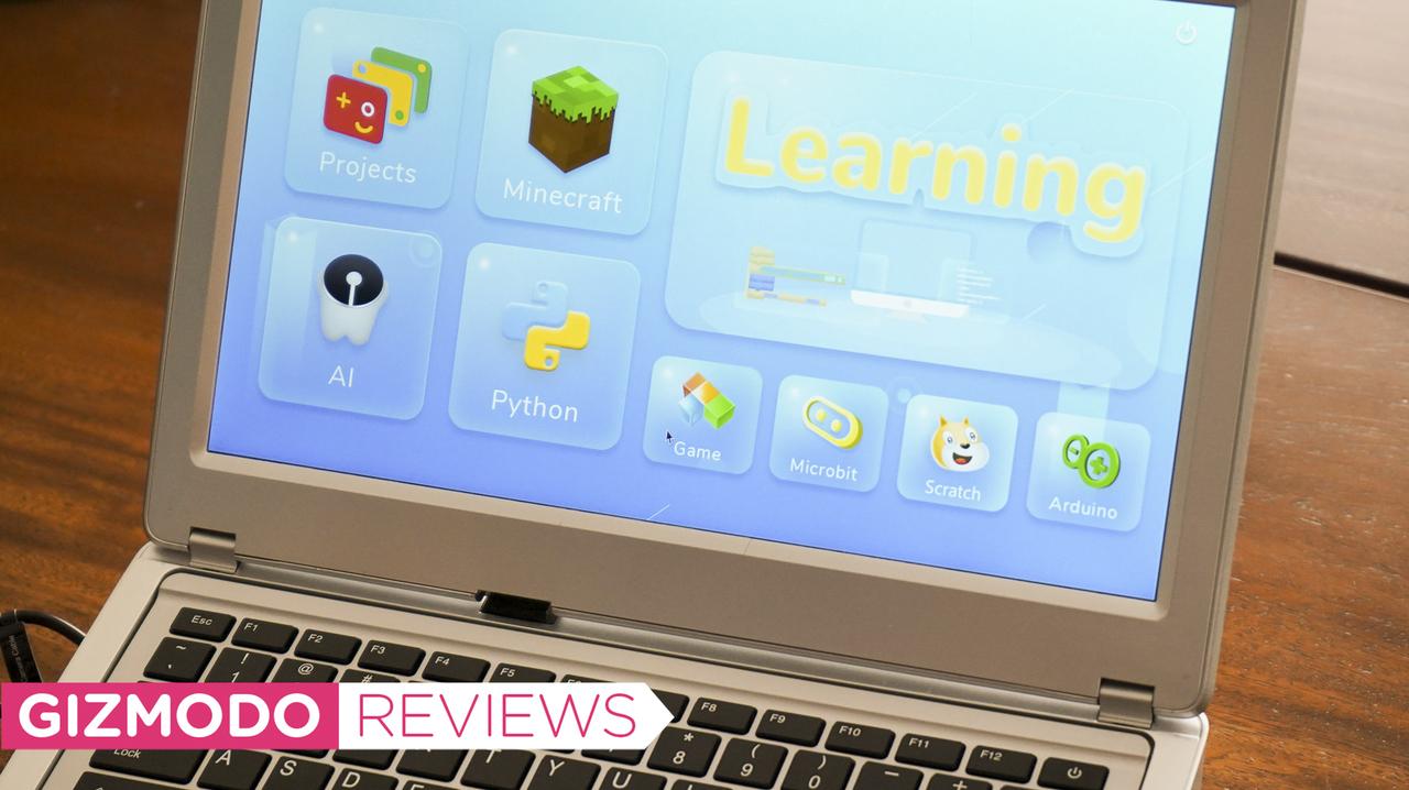 CrowPi2レビュー:ラップトップの代わりになるとは言わないけれど、子供向けプログラミング学習ツールとしては最強