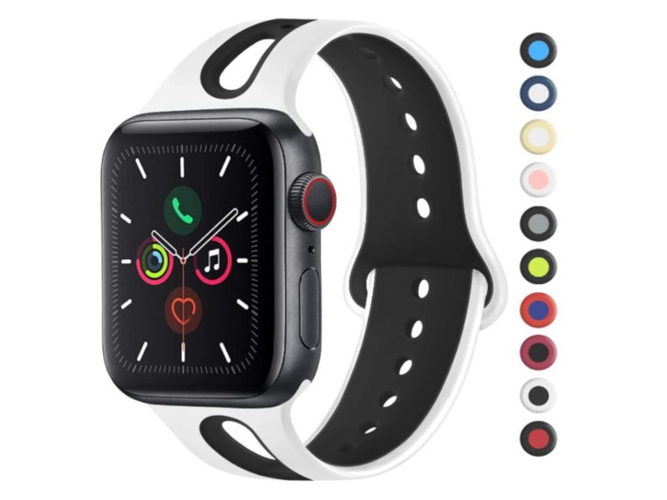 【きょうのセール情報】Amazonタイムセールで、700円台のApple Watch用シリコンバンドやLightningケーブル3本セットがお買い得に