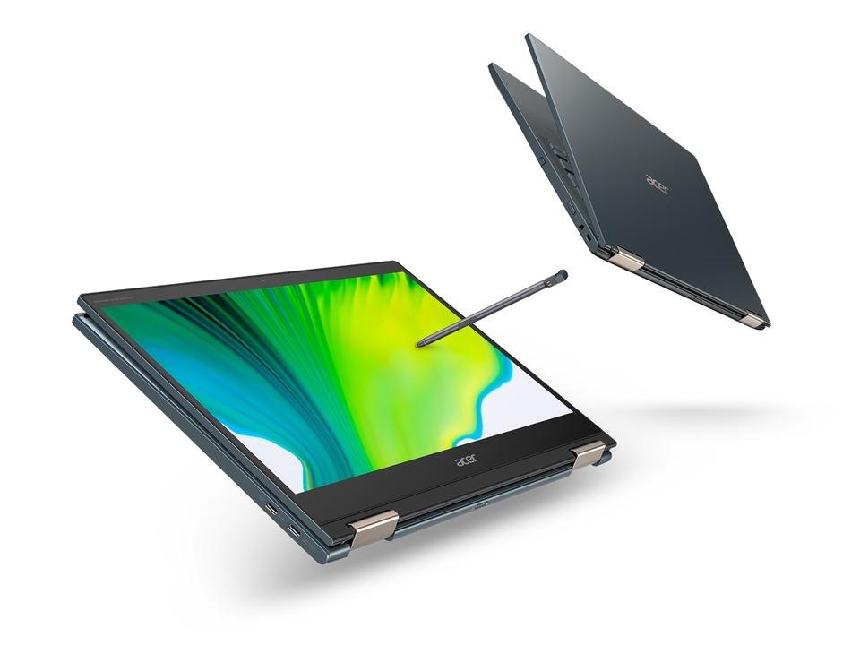 おお、モバイルワークの友よ! AcerのWindowsタブレット「Spin 7」は5G通信対応