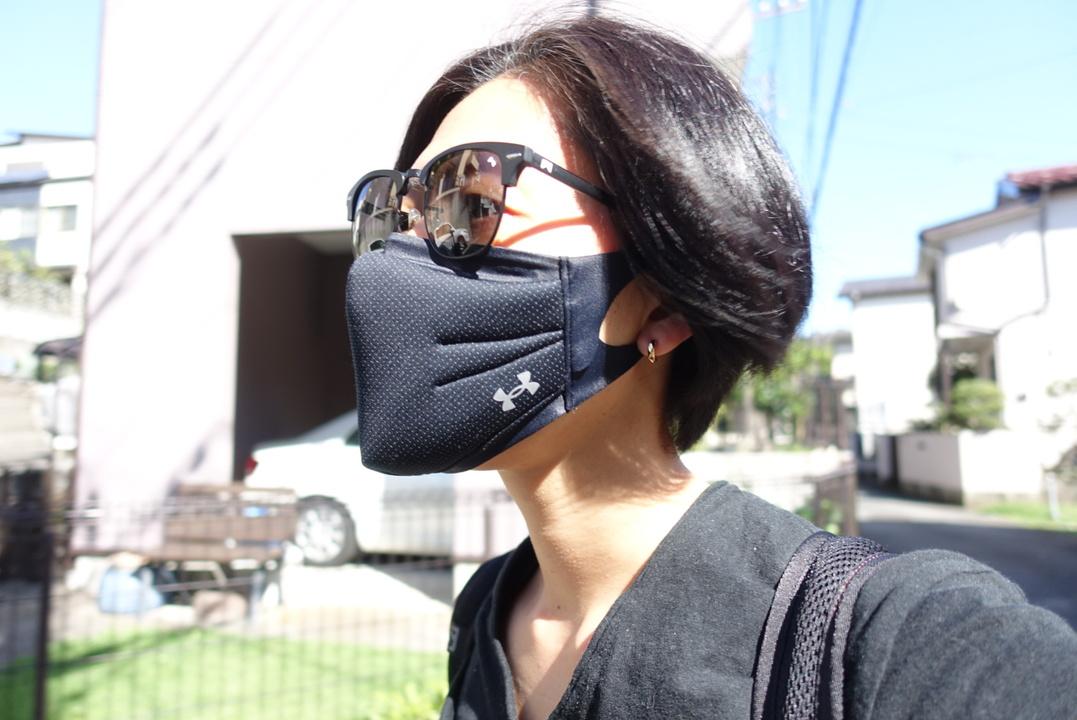 アーマ マスク アンダー