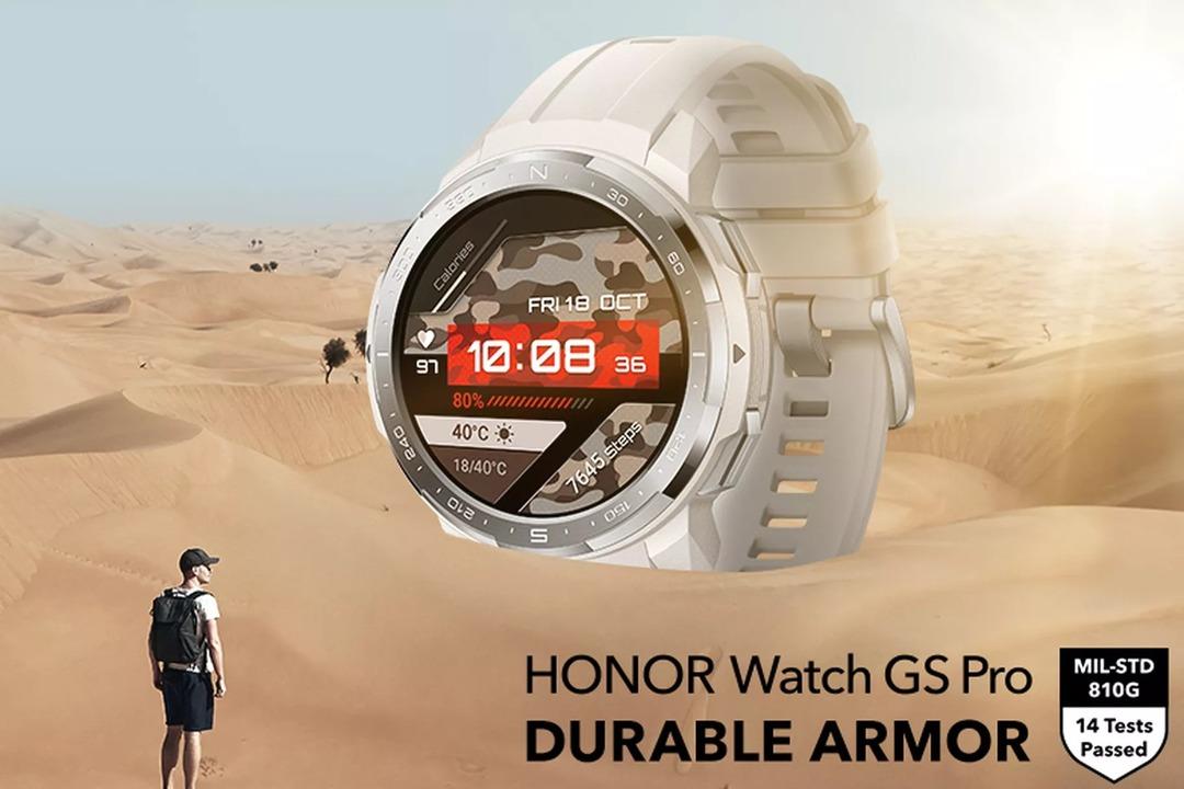 Honorブランドのミルスペックスマートウォッチが公開。99ユーロのApple Watch?