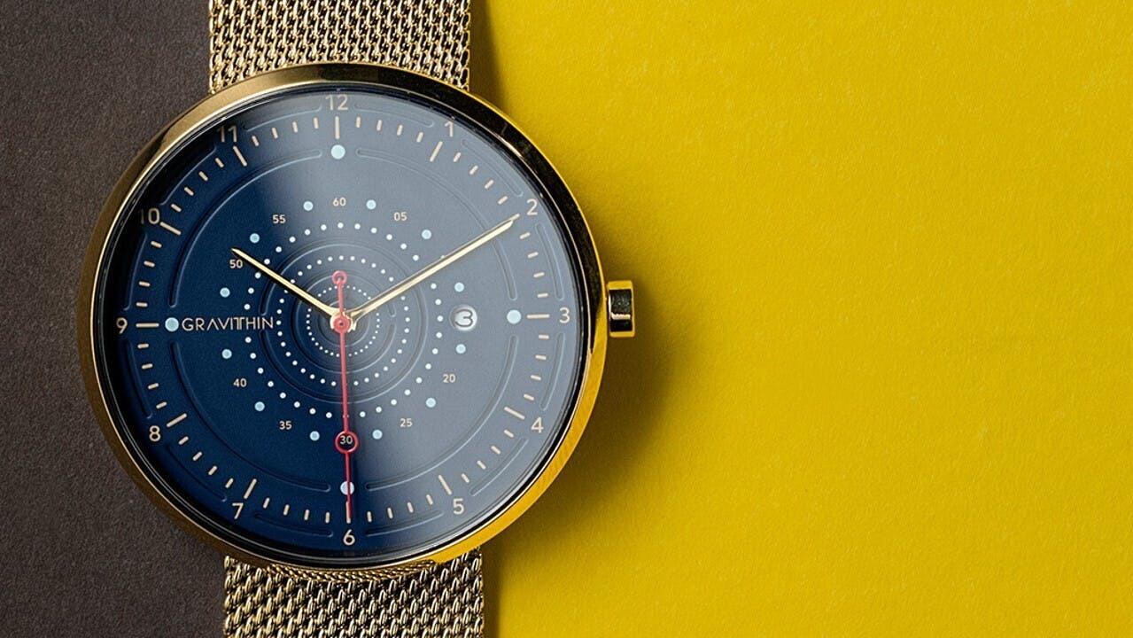 気分は大航海時代!? 神話と星座がモチーフの小洒落た腕時計「ARGO」が登場