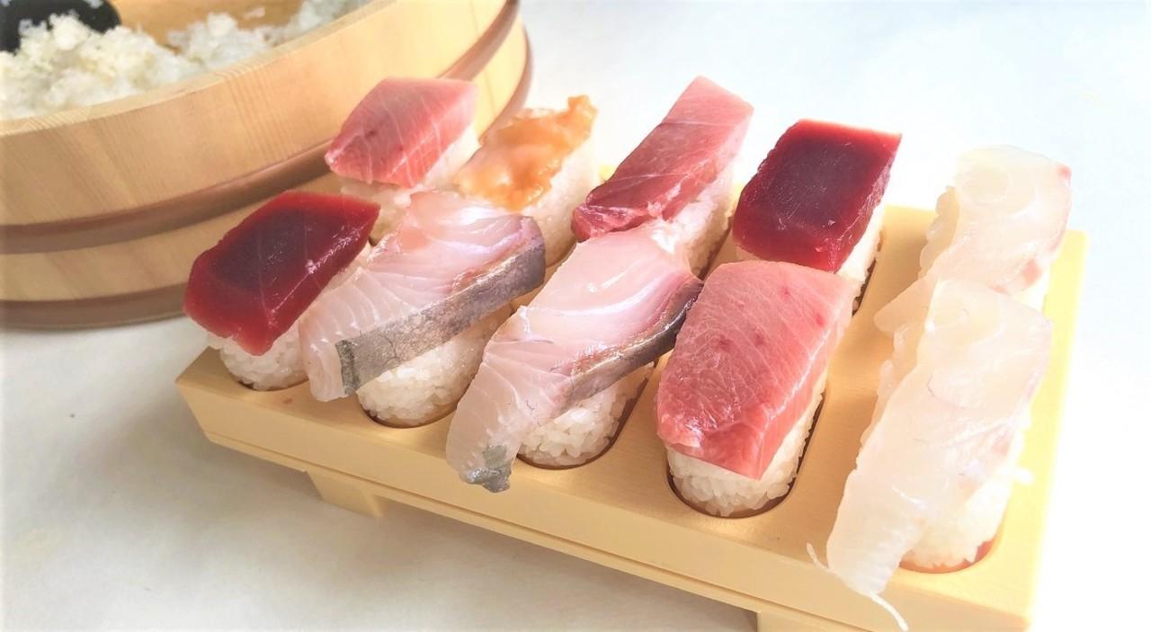 コレがあれば、夕食のレパートリーに「握り寿司」が増やせる…