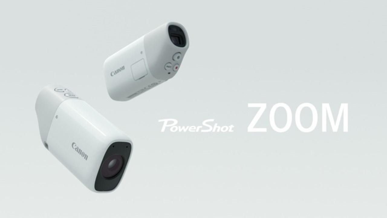 キヤノンが「PowerShot Zoom」をクラファン開始、なくなってもしらないぞー!→案の定なくなりました
