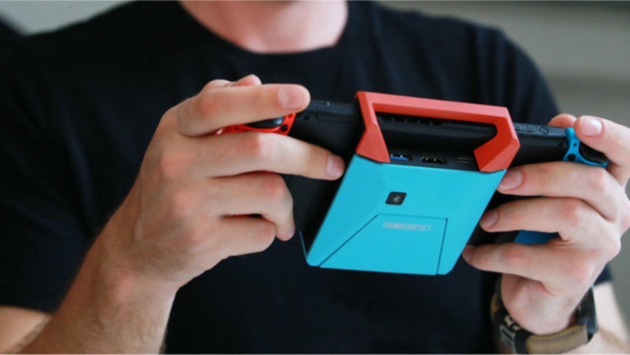 「ニンテンドースイッチ」をちょっと便利にするハブ。Bluetoothでイヤホン、HDMI+USB-A&C接続もできる