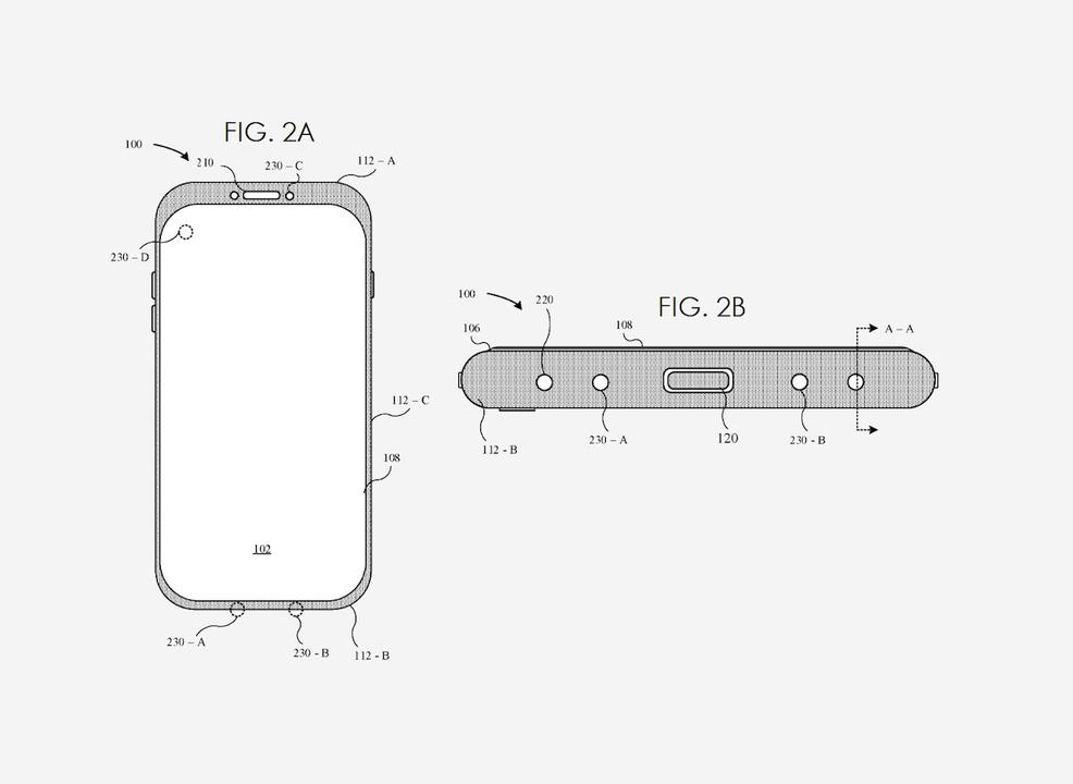 将来のiPhoneはスピーカーからブーっと排水できる…かも?