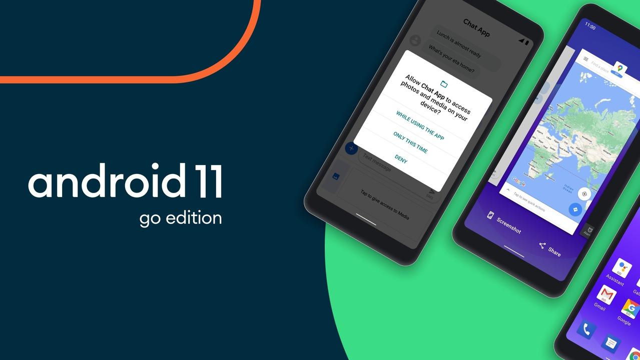Android 11でいちばん大事なアプデは安スマホを最大20%高速化する「Go Edition」だよね