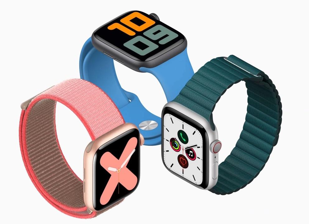 Apple Watchにブルー系の新色来るかも?