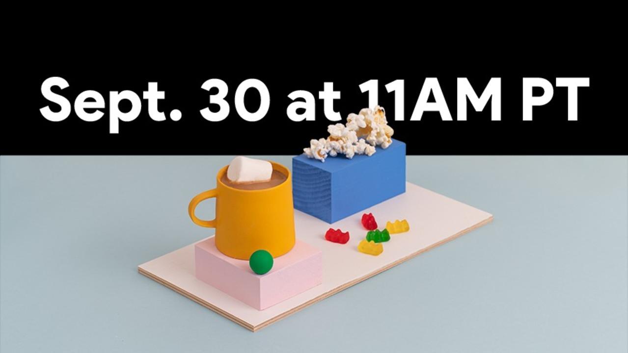Pixel 5に期待! Googleが9月30日に発表会「Launch Night In」開催