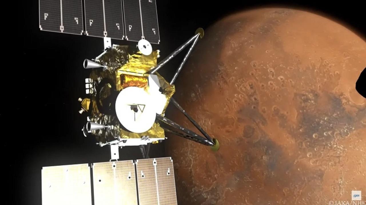 8Kで火星を見たい!JAXAとNHKが宇宙カメラを開発