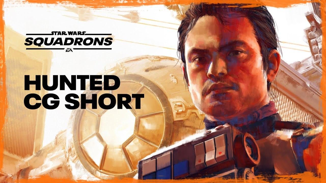 ルーカス・フィルムが製作協力! 超豪華な『STAR WARS: スコードロン』ショートムービー