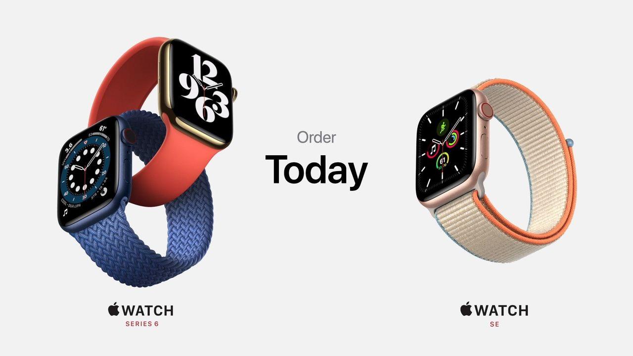 新しく発表になったアップルウォッチ、Series 6とSEの違いを徹底比較! #AppleEvent