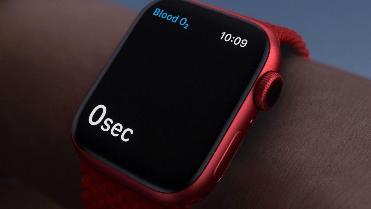 Apple Watch Series 6出ました! 新カラー、ブルー・レッドと共に #AppleEvent
