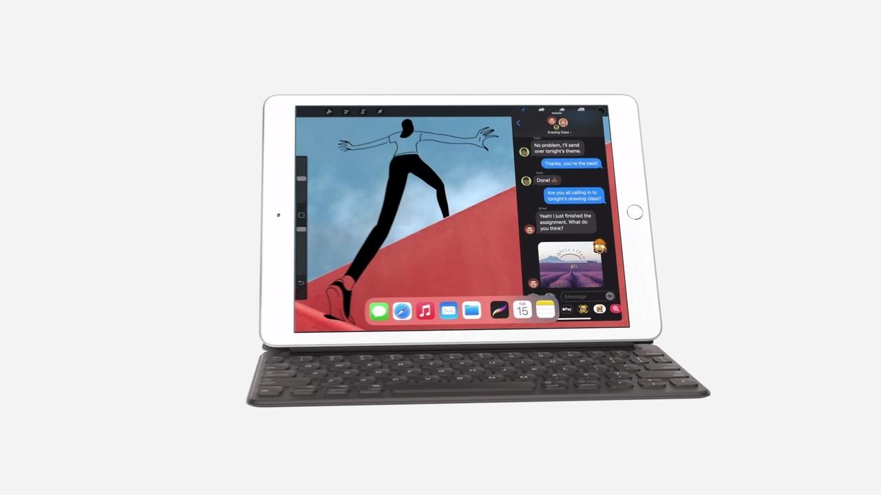 永遠のベーシックモデル、第8世代iPadは変わらないところがいい #AppleEvent