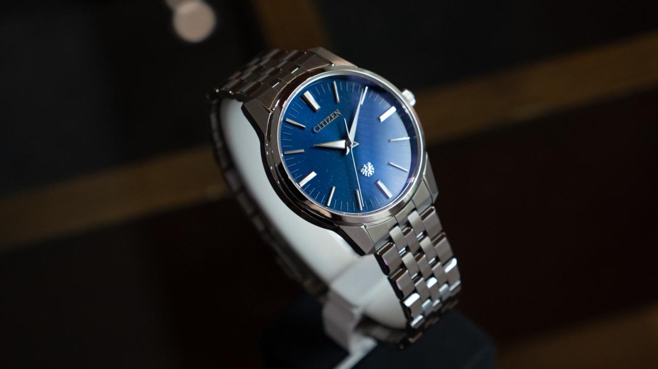 10年経っても10秒もズレない。「The CITIZEN」が腕時計のアガリ感ある