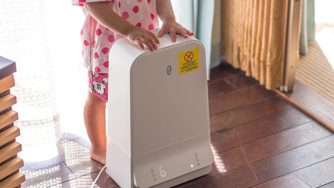 【読者限定・20%オフ】湿度を自動計測、高コスパのオススメ加湿器!TaoTronicsの「TT-AH044」を使ってみた
