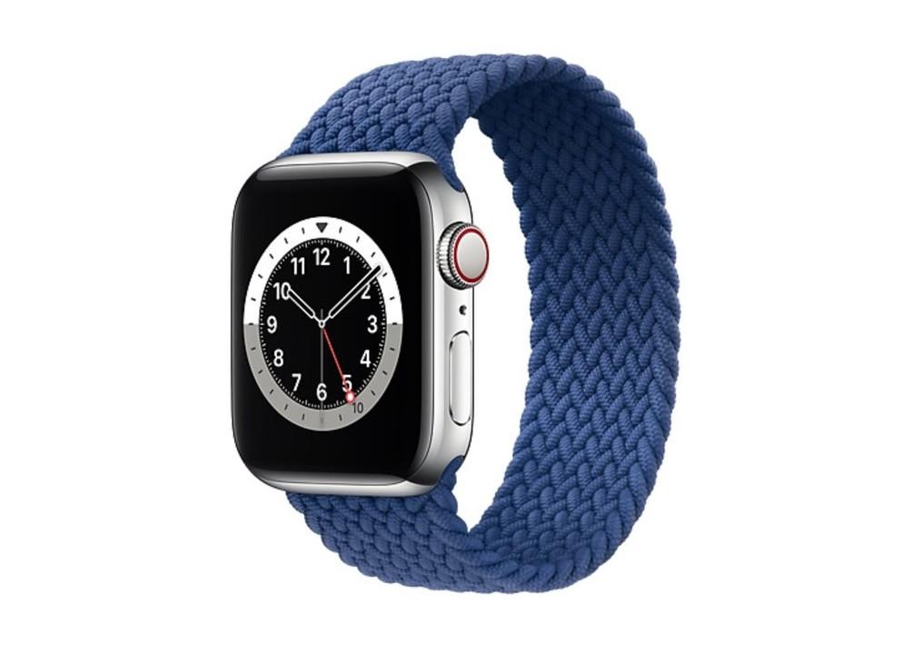 Apple Watchのベルトがスマート生地になる? 特許から