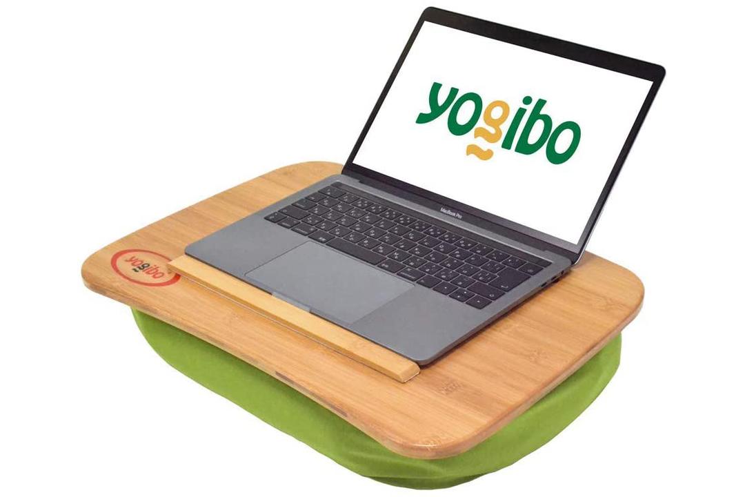 Yogiboブランドの膝上PCテーブルが、我が家ではもう手放せません