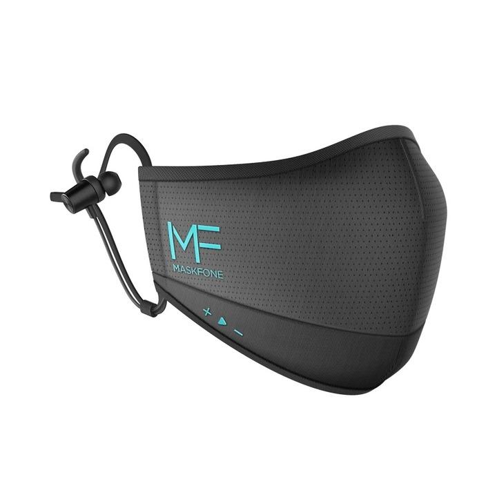 もはやマスクはガジェットだ!無線イヤフォン&マイク内蔵マスク「MASKFONE」