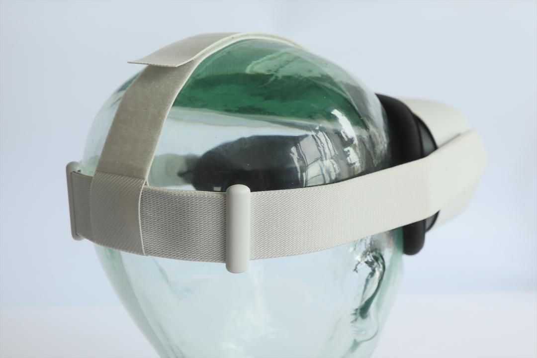 Oculus Quest 2の装着ベルト