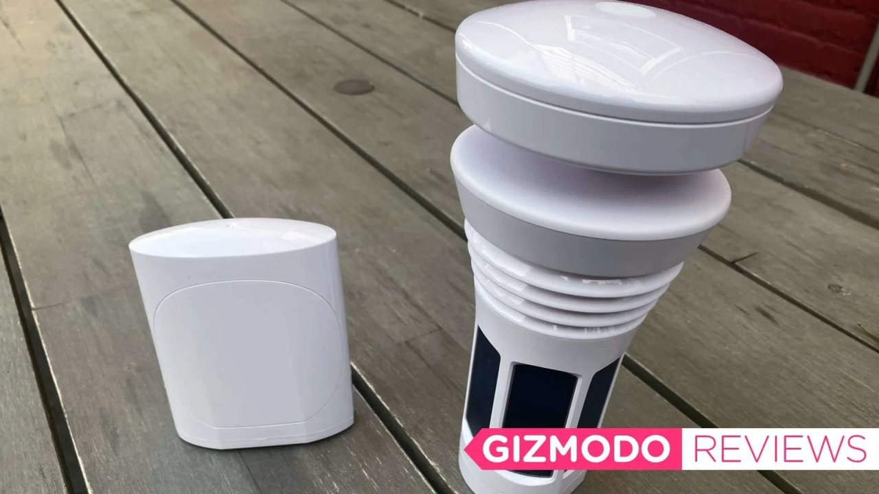 WeatherFlow Tempestレビュー:Alexaと連携する、おうち用ソーラー気象センサー