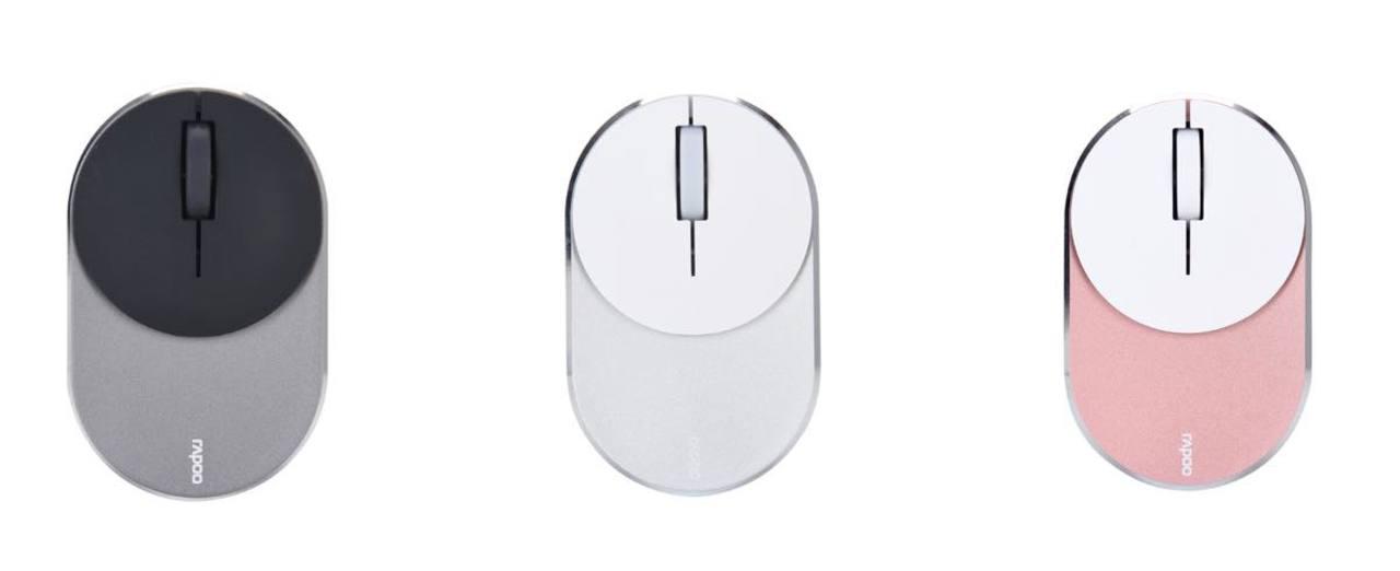 電源ボタンかな? いや、37gのマウスです