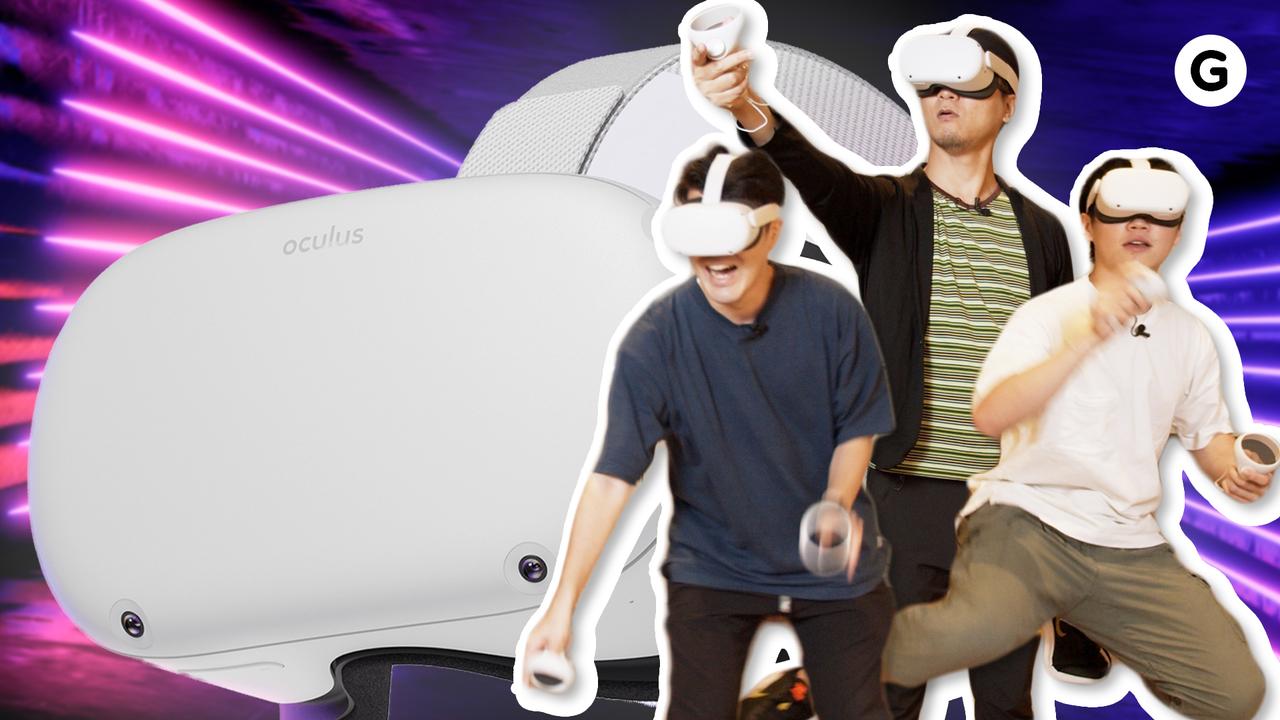 VRはもう「お一人様用」じゃない。みんなで楽しむVRヘッドセットOculus Quest 2ハンズオン