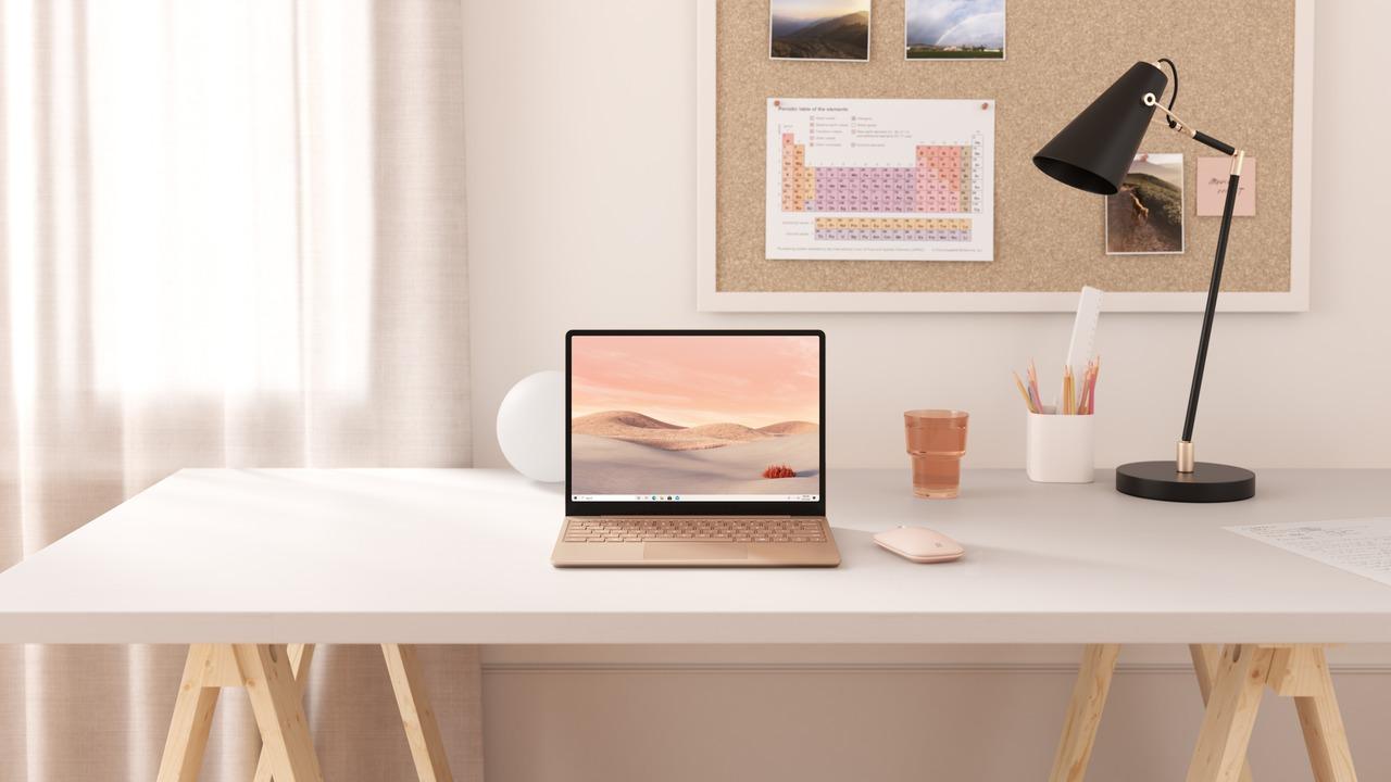 待望の安価ラップトップ! Microsoft Surface Laptop Go発表!