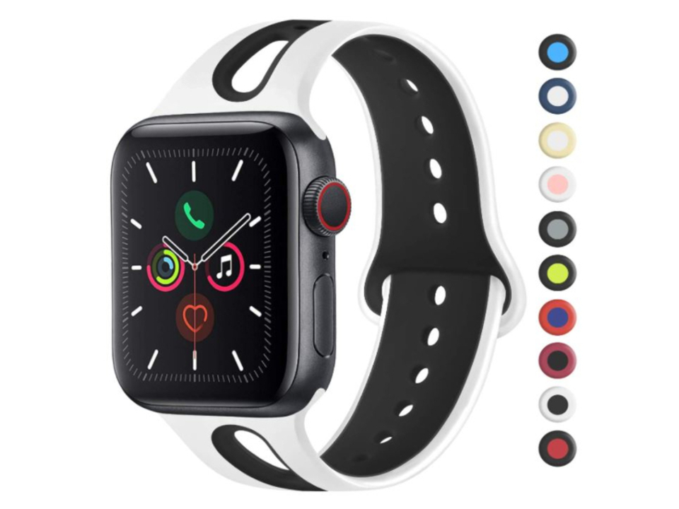 【きょうのセール情報】Amazonタイムセールで、700円台のApple Watch用スポーツバンドや1,000円台のゲルクッションがお買い得に
