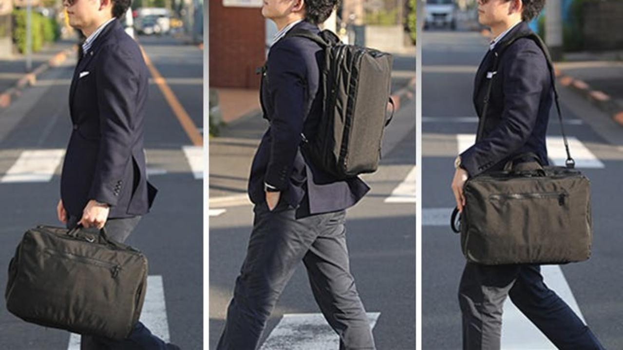 日常から旅行や出張までカバー! 機能も充実した大容量3Wayバッグ「Evoon」が登場