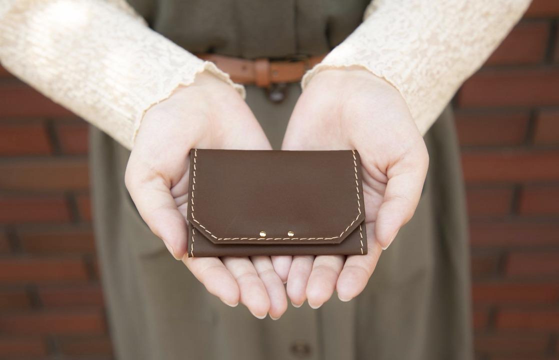 和の心を感じるミニマル財布。厚さ4mmの「fu・ku・sa」が登場