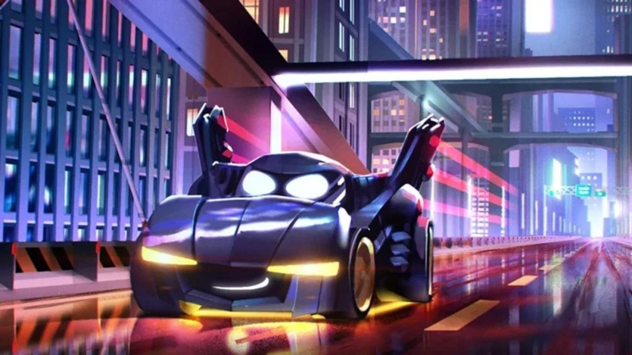 バットモービル版『カーズ』のような『Batwheels』が製作中なんですって!