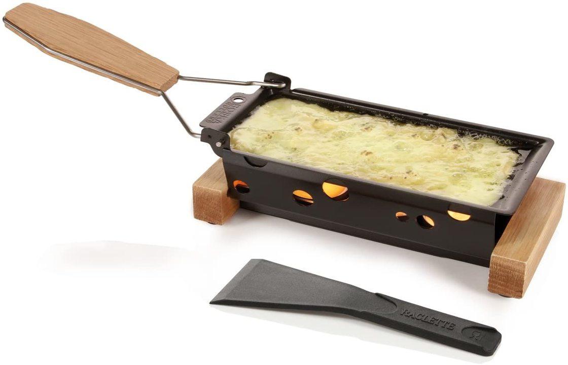自宅でラクレットできる! ちょっとしたチーズ贅沢