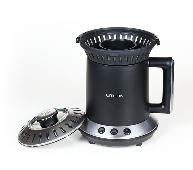 「裏コマンド」搭載? コンボ入力で浅煎りモードが発動するコーヒー焙煎機