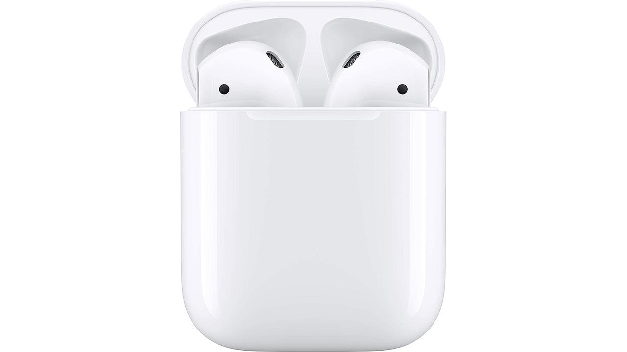 【Amazonプライムデー】Apple AirPods11%オフだから買っとこ。新しいiPhoneはイヤホン付かない説あるし