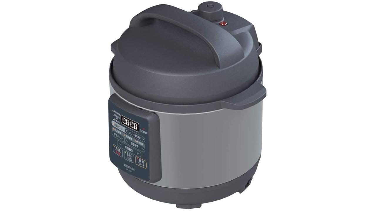 【Amazonプライムデー】アイリスオーヤマ 電気圧力鍋、セールで1万円きってます。おでんとか作りたい