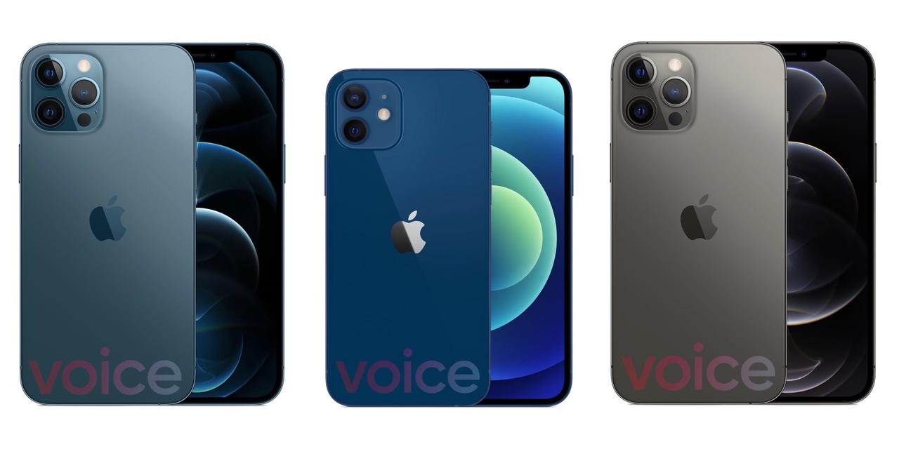 【速報】新型iPhone 12(仮)と見られる画像が流出。発表イベントはきょう深夜2時から #AppleEvent