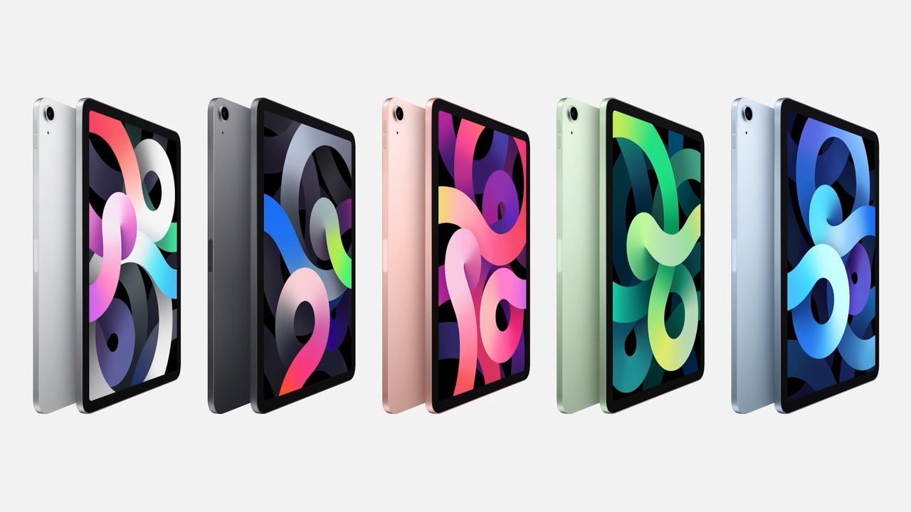 A14チップがらみ:iPad Airの発売をiPhone 12と合わせてくる可能性あり