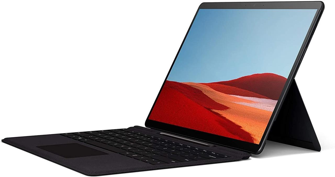 【Amazonプライムデー】新型との性能差は誤差レベルだし、5万円オフの「Surface Pro Xフルセット」は買って損なし