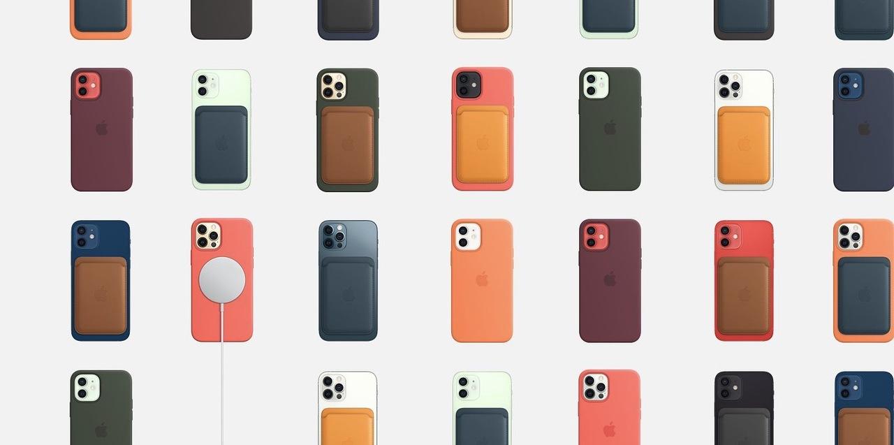 iPhone 12とiPhone 12 Pro、ケースのサイズはまったく一緒のようです #AppleEvent